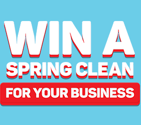 Win a spring clean