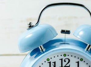 New business: alarm clock