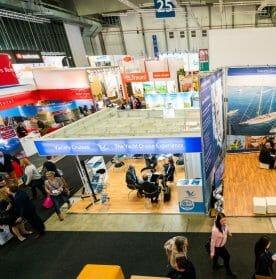 Expo display printing