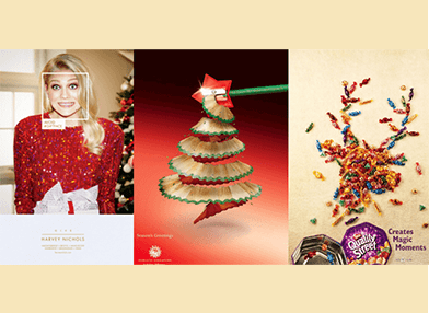 Christmas advert examples