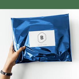 branded parcel delivery