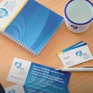 SSAA General Insurance stationeries