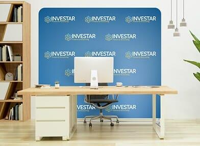 Covid-19 Video-conferencing backdrops