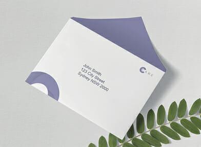 Printed Envelope