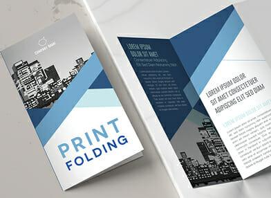 Print Folding examples