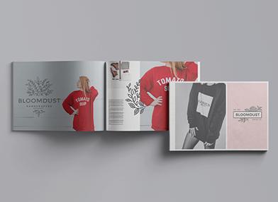 Retail printed brochures