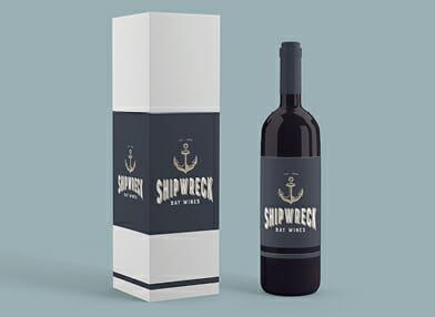 Printed Wine Boxes