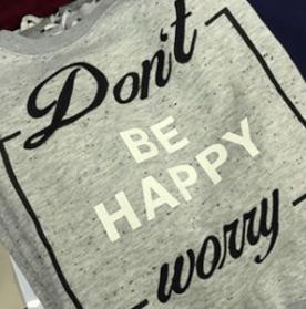 Poorly designed tshirt