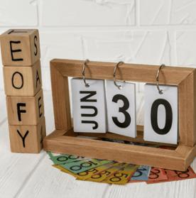 End of Financial Year Marketing calendar