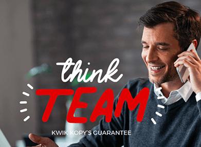 Kwik Kopy Team Member