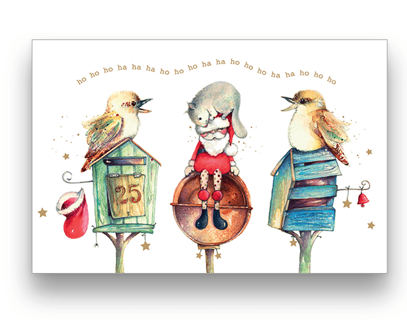 Christmas Letterbox