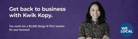 Win a design and print package